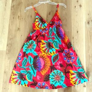 Lucky Brand dress/ bathing suit cover up
